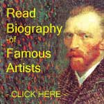 Read Biography of Famous Artists